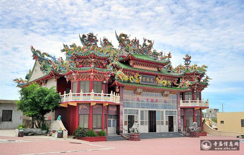 台湾澎湖西屿威扬宫-寺庙信息网