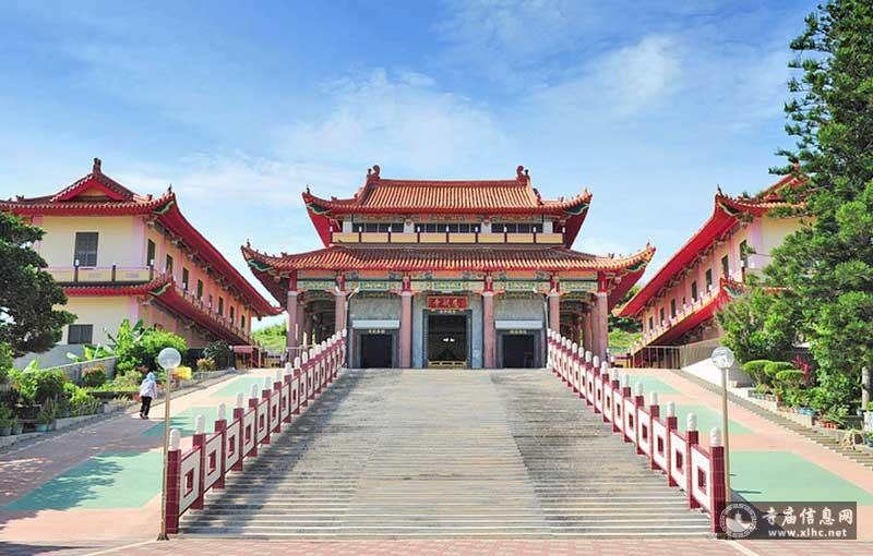 台湾澎湖西屿慈航寺-寺庙信息网