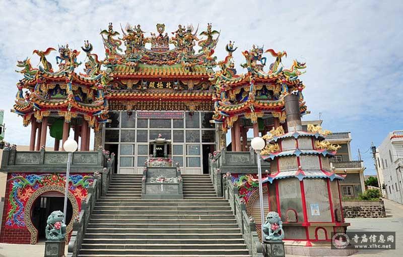 台湾澎湖西屿治安宫(北极殿)-寺庙信息网