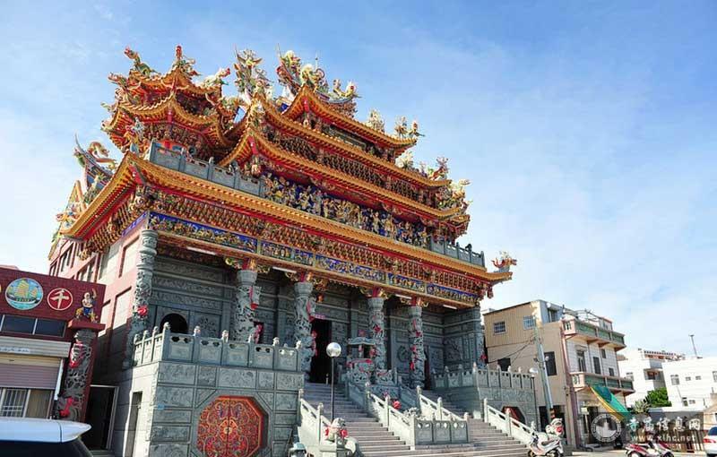 台湾澎湖西屿温王宫(外堑宫)-寺庙信息网