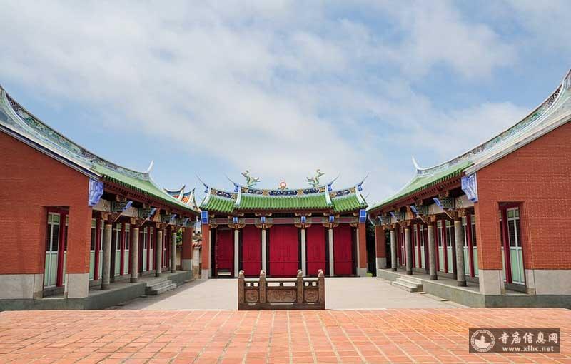台湾澎湖马公孔庙-寺庙信息网