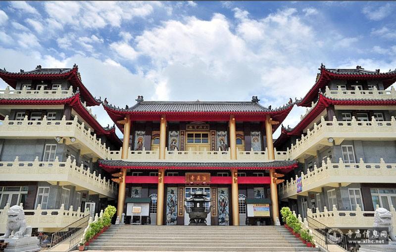 台湾澎湖马公法藏寺-护程网络科技