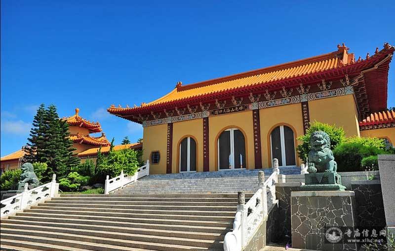 台湾澎湖马公海天佛刹-寺庙信息网