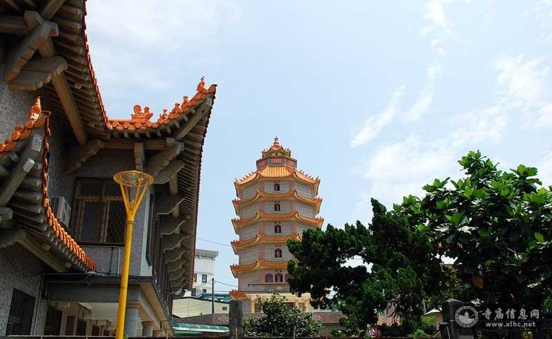 台湾花莲东净寺-寺庙信息网