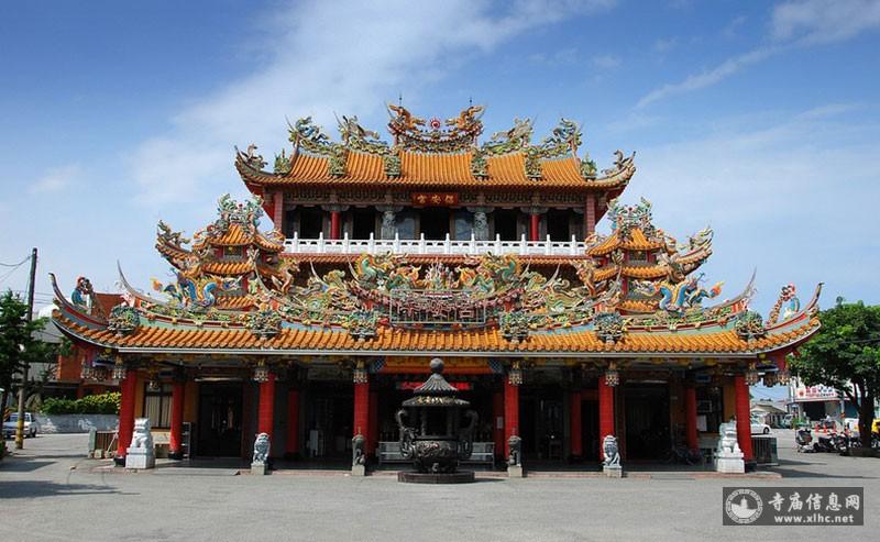 台湾花莲县新城保安宫(天公庙)-寺庙信息网