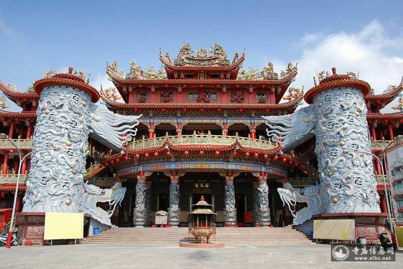 台湾花莲港天宫-寺庙信息网