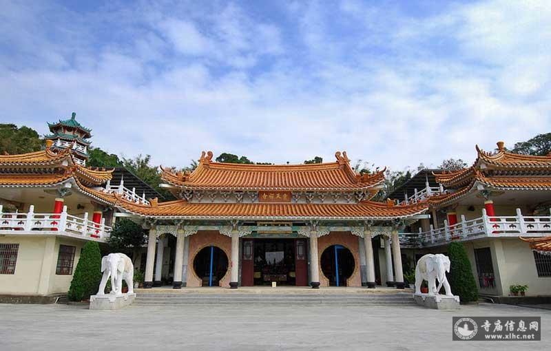 台湾苗栗县造桥乡灵天禅寺-护程网络科技