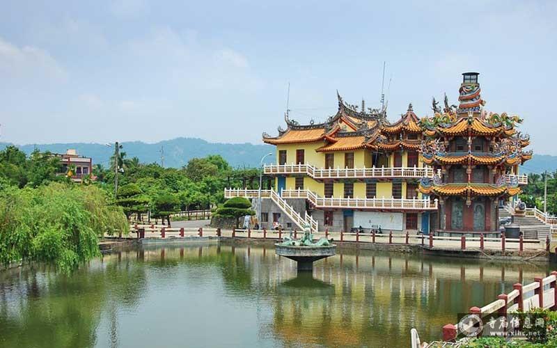 台湾高雄南海紫竹寺-寺庙信息网