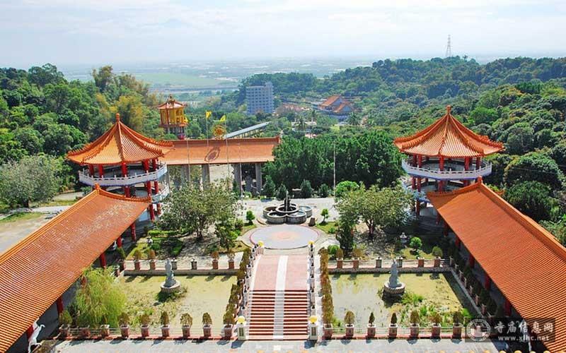 台湾高雄合天大道院-寺庙信息网