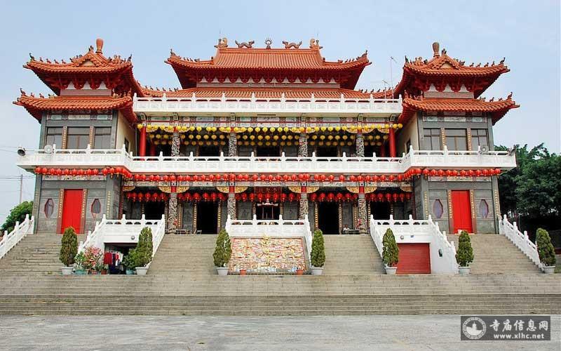 台湾高雄大树崇圣殿-寺庙信息网