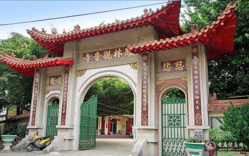 台湾高雄市凤林观音寺-寺庙信息网