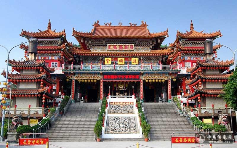 台湾高雄市启明堂-寺庙信息网