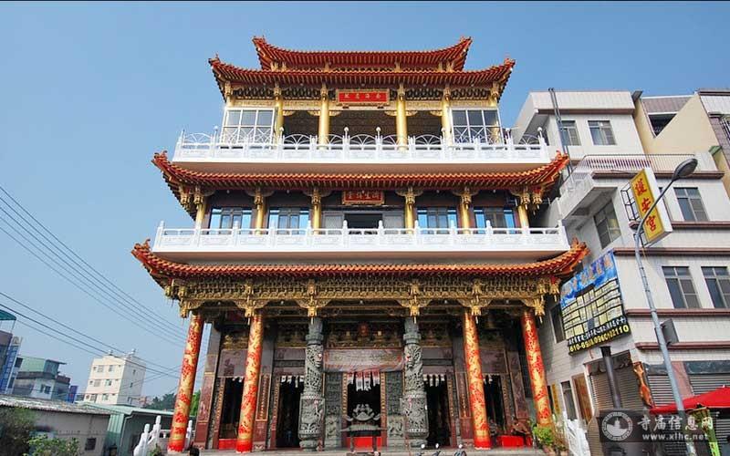 台湾高雄市护安宫-寺庙信息网