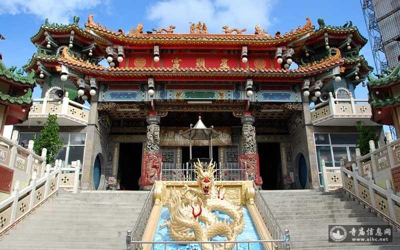台湾高雄市星显宫-寺庙信息网