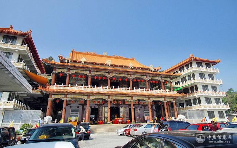 台湾高雄市龙泉禅寺-护程网络科技