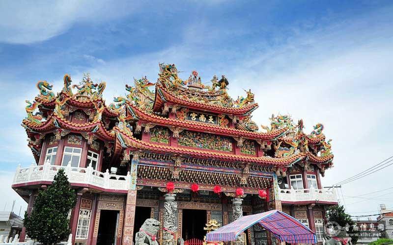 台湾高雄弥陀天南宫-寺庙信息网