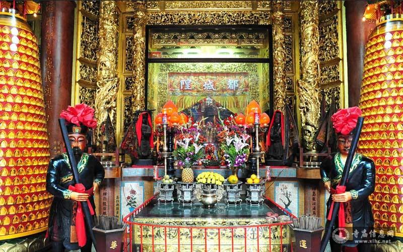 台湾高雄旗山城隍庙-寺庙信息网