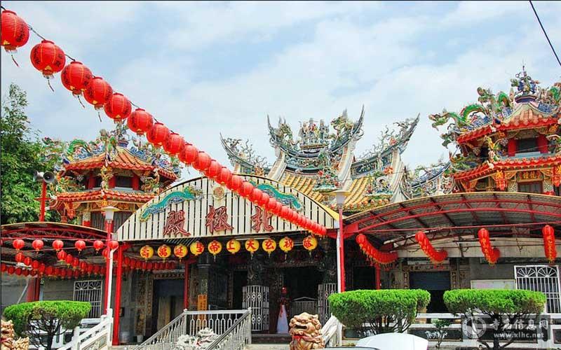 台湾高雄鸟松北极殿-寺庙信息网