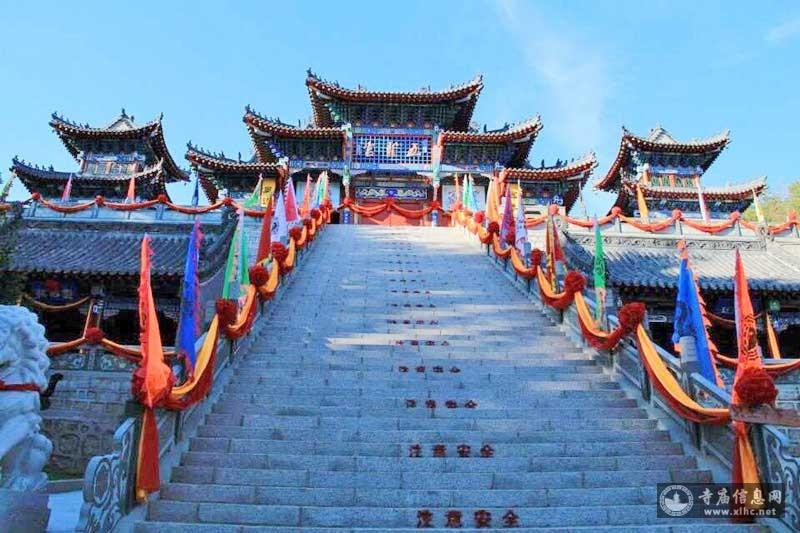 吉林朱雀山五龙宫-寺庙信息网