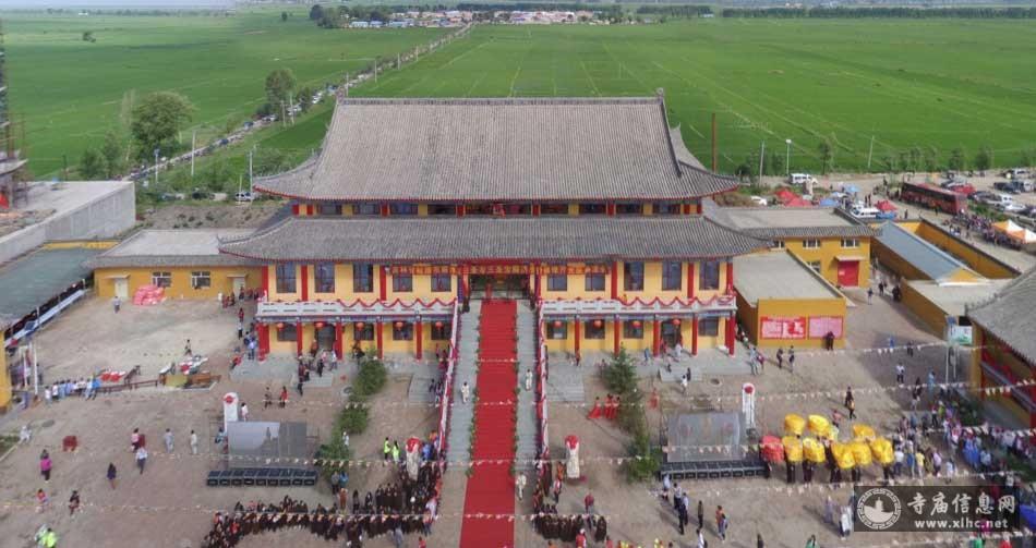 吉林松原前郭县三圣寺(三圣佛堂)-寺庙信息网
