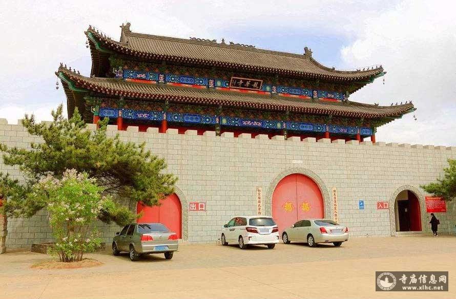 吉林松原龙华寺-亚洲最大寺庙-寺庙信息网