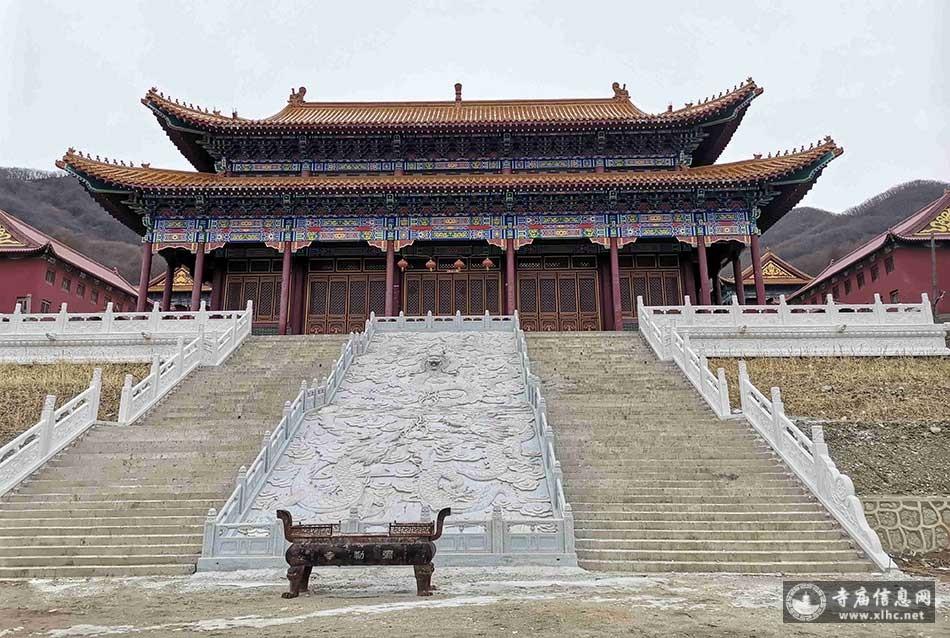 吉林松花湖弥勒寺-弥勒菩萨道场-寺庙信息网