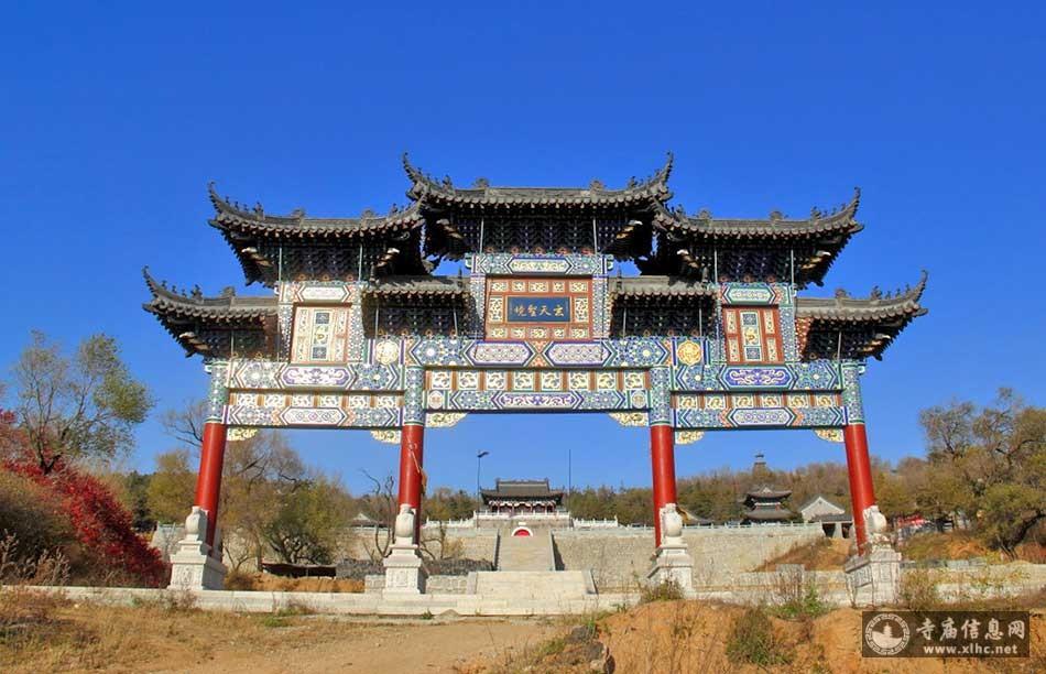 吉林玄帝观-吉林八景-寺庙信息网
