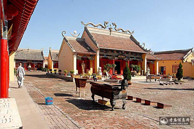 吉林白城洮南市德安禅寺(老爷庙)-寺庙信息网