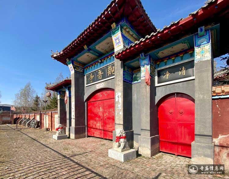 吉林长春德惠观音寺-寺庙信息网