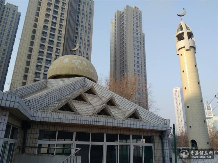 天津和平区西宁道清真寺-寺庙信息网