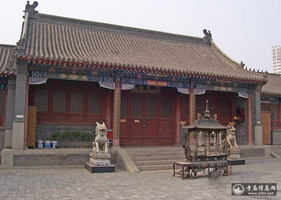 天津孤云寺(白马庙)-寺庙信息网