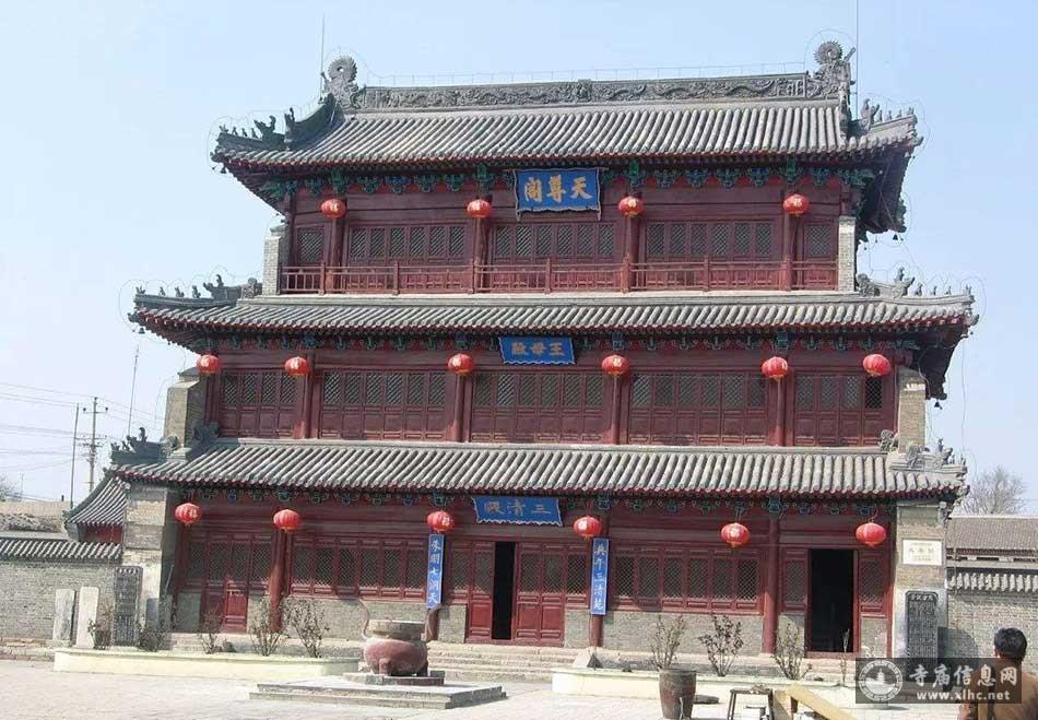 天津宁河区天尊阁(太乙观)-寺庙信息网