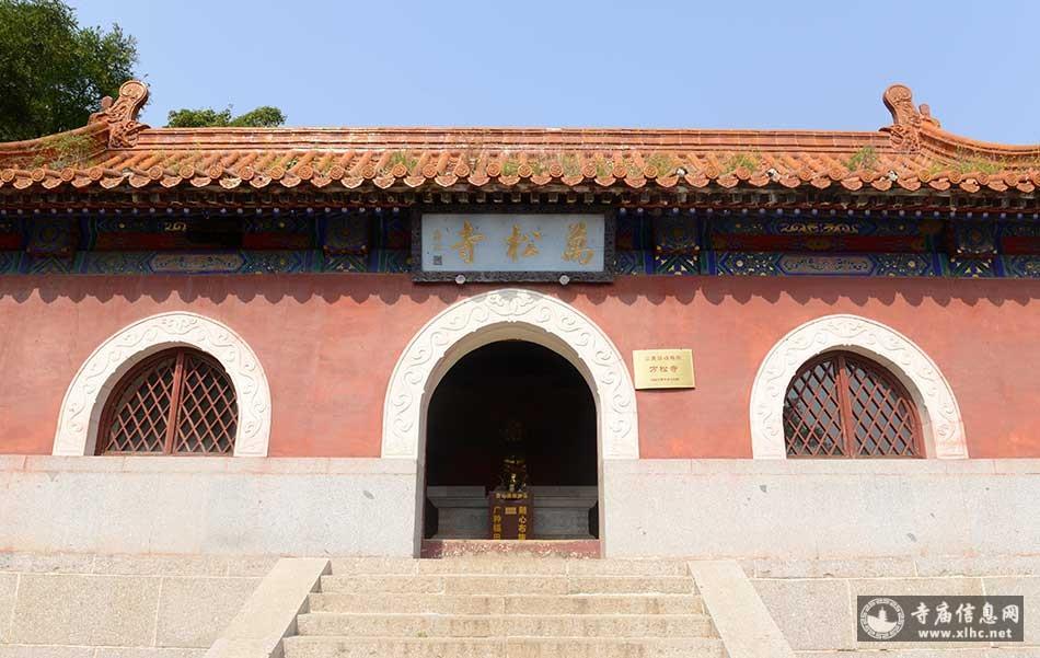 天津蓟州万松寺-寺庙信息网