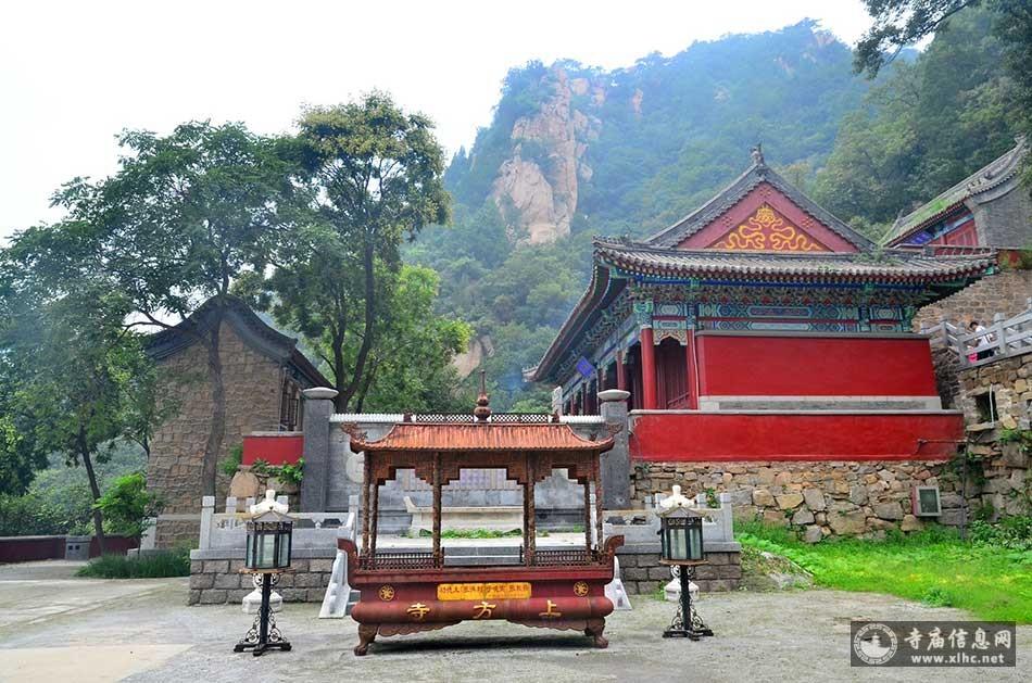 天津蓟州上方寺-寺庙信息网