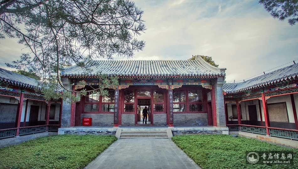 天津蓟州独乐寺(大佛寺)-寺庙信息网