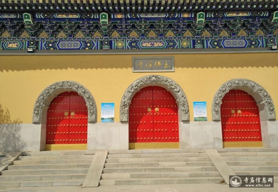 天津西青玉佛禅寺-寺庙信息网