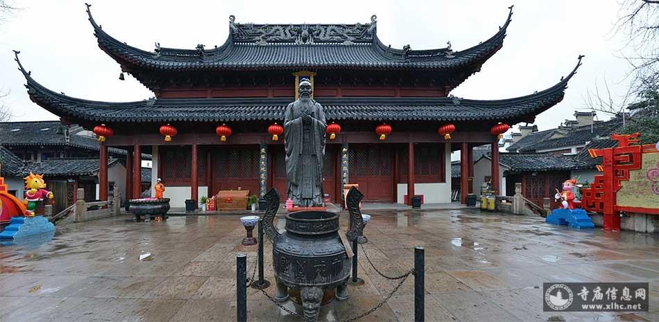 江苏南京夫子庙-寺庙信息网