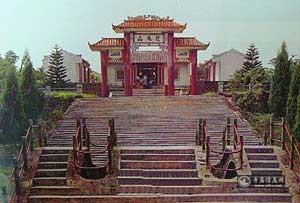 海南定安县龙凤山普济寺-寺庙信息网