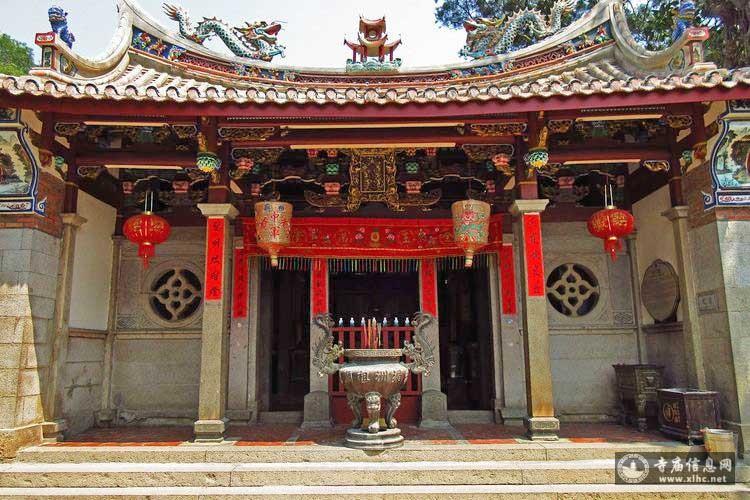福建湄洲妈祖祖庙(妈祖庙)-寺庙信息网