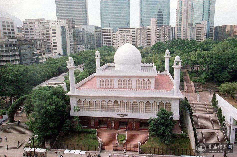 香港九龙清真寺-寺庙信息网