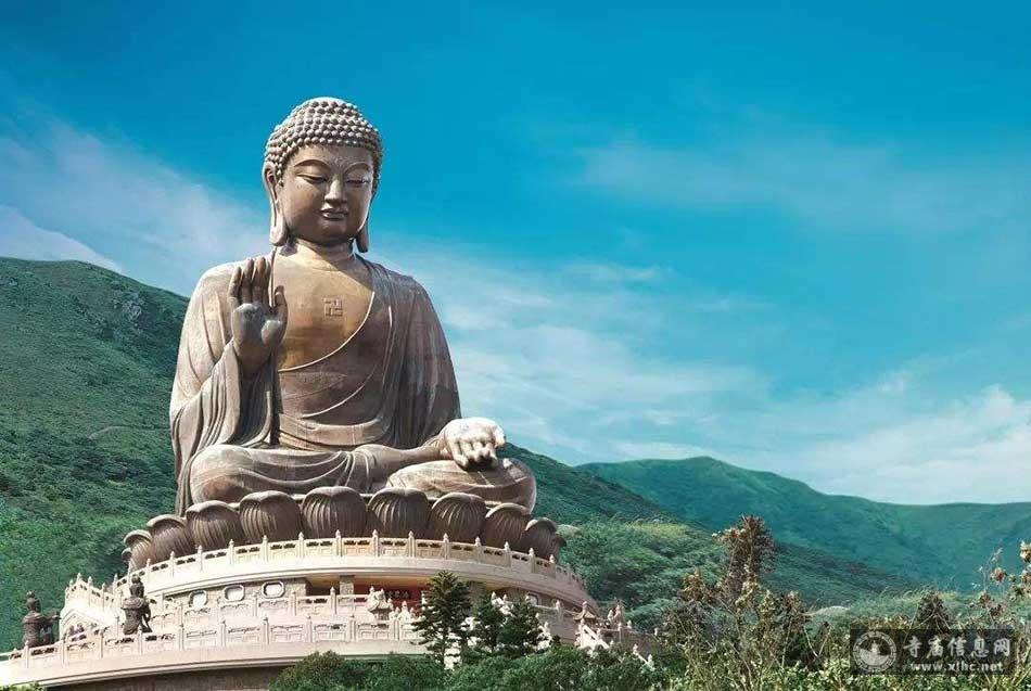 香港大屿山宝莲禅寺-寺庙信息网