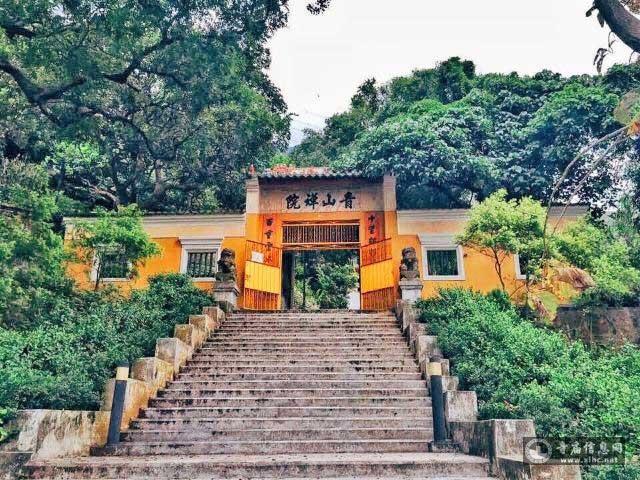 香港屯门青山禅院-寺庙信息网