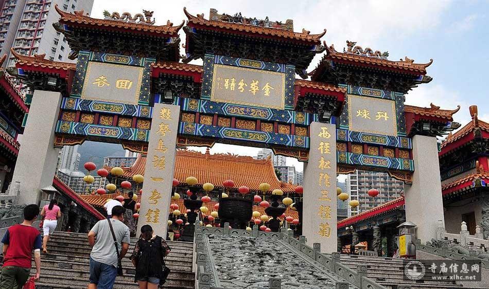 香港九龙黄大仙祠(啬色园)-寺庙信息网