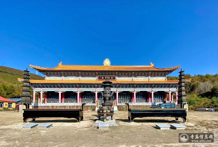 黑龙江佳木斯富锦市清林寺-寺庙信息网