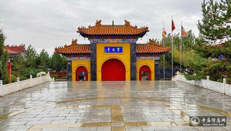 黑龙江双鸭山宝清县宝光寺-寺庙信息网