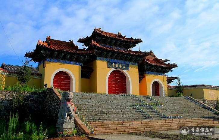 黑龙江双鸭山集贤县大菩提寺-寺庙信息网
