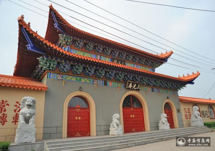 黑龙江哈尔滨三光庵-寺庙信息网
