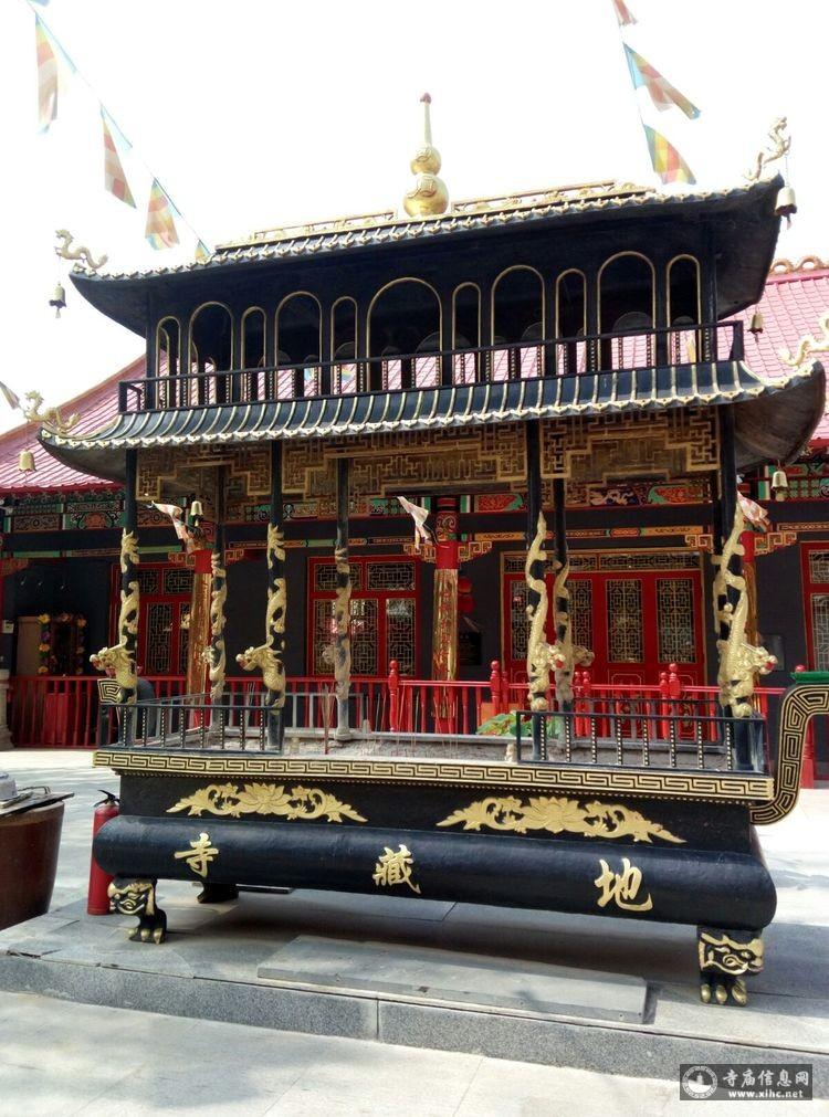 黑龙江哈尔滨地藏寺-寺庙信息网