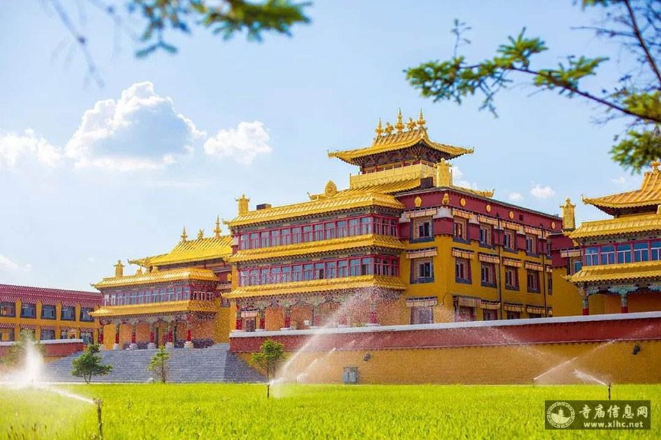 黑龙江大庆富裕正洁寺-黑龙江省唯一的藏传佛教寺院-护程网络科技