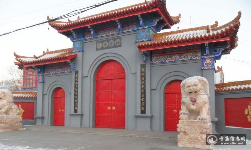 黑龙江大庆肇州极乐庵-寺庙信息网